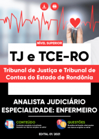 Analista Judiciário - Especialidade: Enfermeiro - TJ e TCE-RO
