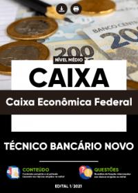 Técnico Bancário Novo - Caixa Econômica Federal