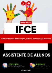 Assistente de Alunos - IFCE