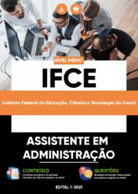 Assistente em Administração - IFCE
