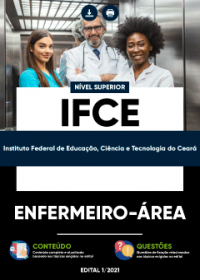 Enfermeiro-Área - IFCE