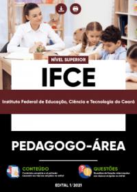 Pedagogo-Área - IFCE
