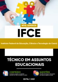 Técnico em Assuntos Educacionais - IFCE