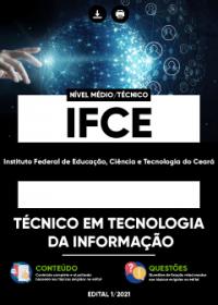 Técnico em Tecnologia da Informação - IFCE