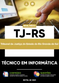 Técnico em Informática - TJ-RS
