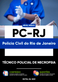 Técnico Policial de Necropsia - PC-RJ