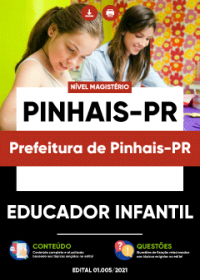 Educador Infantil - Prefeitura de Pinhais-PR