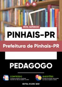 Pedagogo - Prefeitura de Pinhais-PR