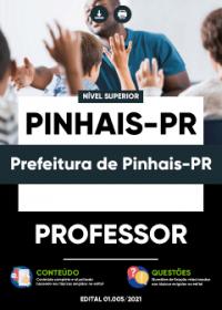 Professor - Prefeitura de Pinhais-PR