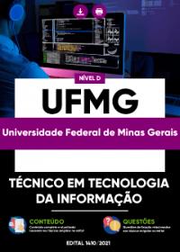 Técnico em Tecnologia da Informação - UFMG