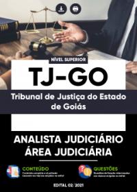 Analista Judiciário - Área Judiciária - TJ-GO