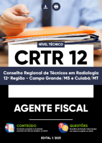 Agente Fiscal - CRTR 12