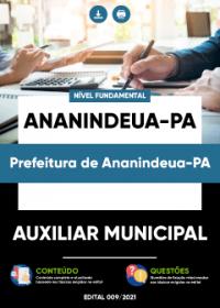 Auxiliar Municipal - Prefeitura de Ananindeua-PA