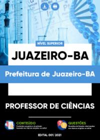 Professor de Ciências - Prefeitura de Juazeiro-BA