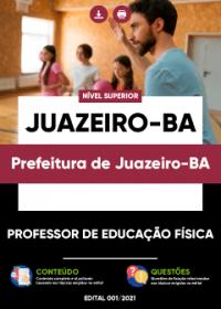 Professor de Educação Física - Prefeitura de Juazeiro-BA