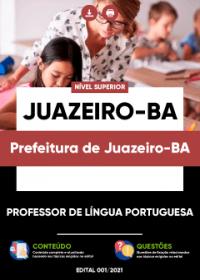 Professor de Língua Portuguesa - Prefeitura de Juazeiro-BA