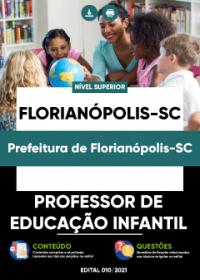 Professor de Educação Infantil - Prefeitura de Florianópolis-SC