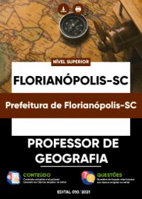 Professor de Geografia - Prefeitura de Florianópolis-SC