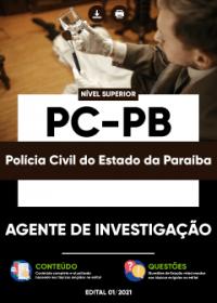 Agente de Investigação - PC-PB