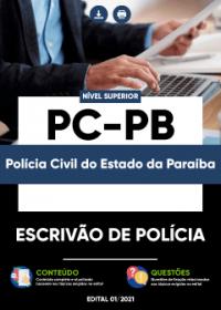 Escrivão de Polícia - PC-PB