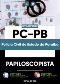 Papiloscopista - PC-PB