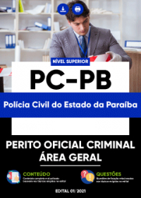 Perito Oficial Criminal - Área Geral - PC-PB